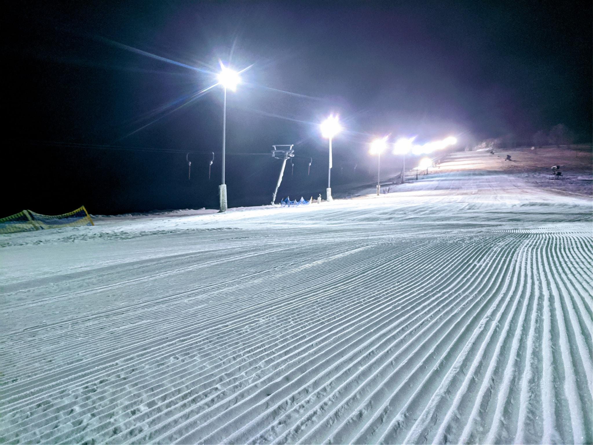 Wyciąg narciarski w Rzeczce